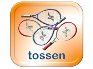 tennis toss